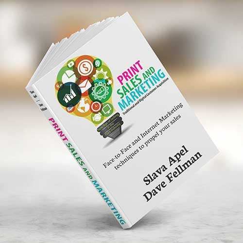 Print Sales and Marketing Printed Book